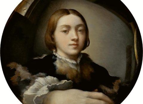 """Parmigianino: """"alter Raphael"""", il pittore della Vaghezza"""