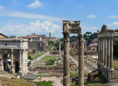 CORSO DI ARCHEOLOGIA E STORIA DELL'ARTE DI ROMA E PROVINCIA