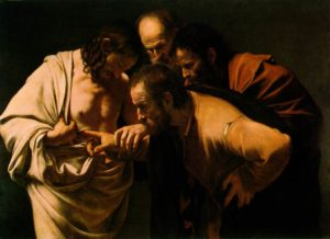 Caravaggio [Public domain], via Wikimedia Commons