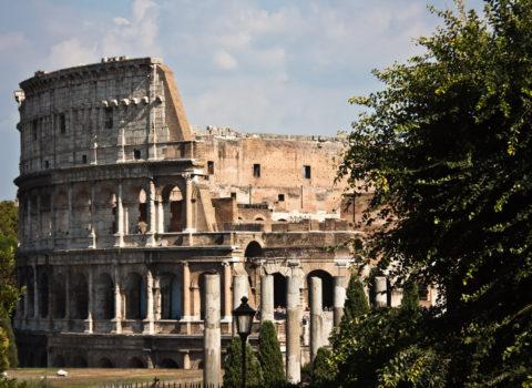 Visita notturna al Colosseo e ai suoi sotterranei